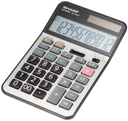 シャープ SHARP 学校用電卓 EL-G37 の使い方