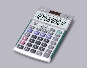 カシオ計算機 CASIO 学校専用電卓 12桁 AZ-26S の使い方