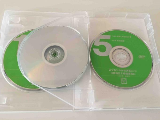 スッキリわかる 日商簿記2級 商業簿記 DVD
