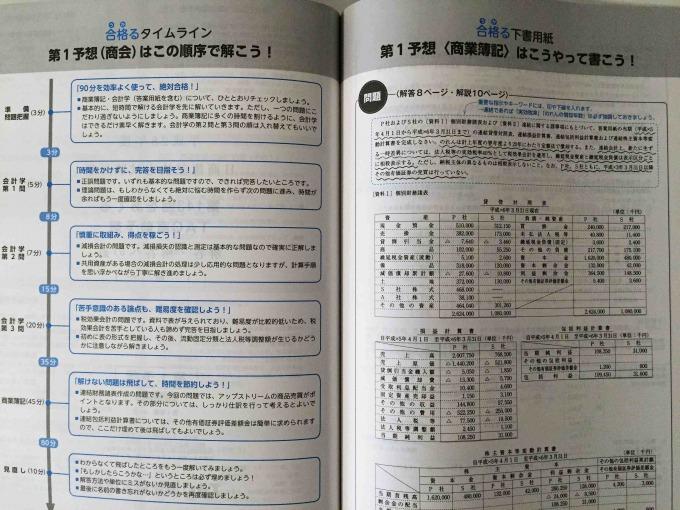 第143回をあてる TAC直前予想 日商簿記1級 問題の解き方