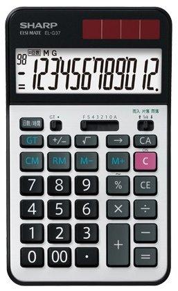 46976 SHARP製 学校用電卓 EL-G37